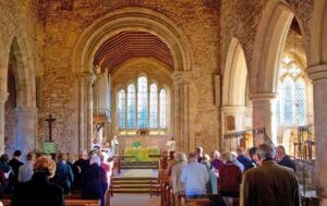 bosham church services