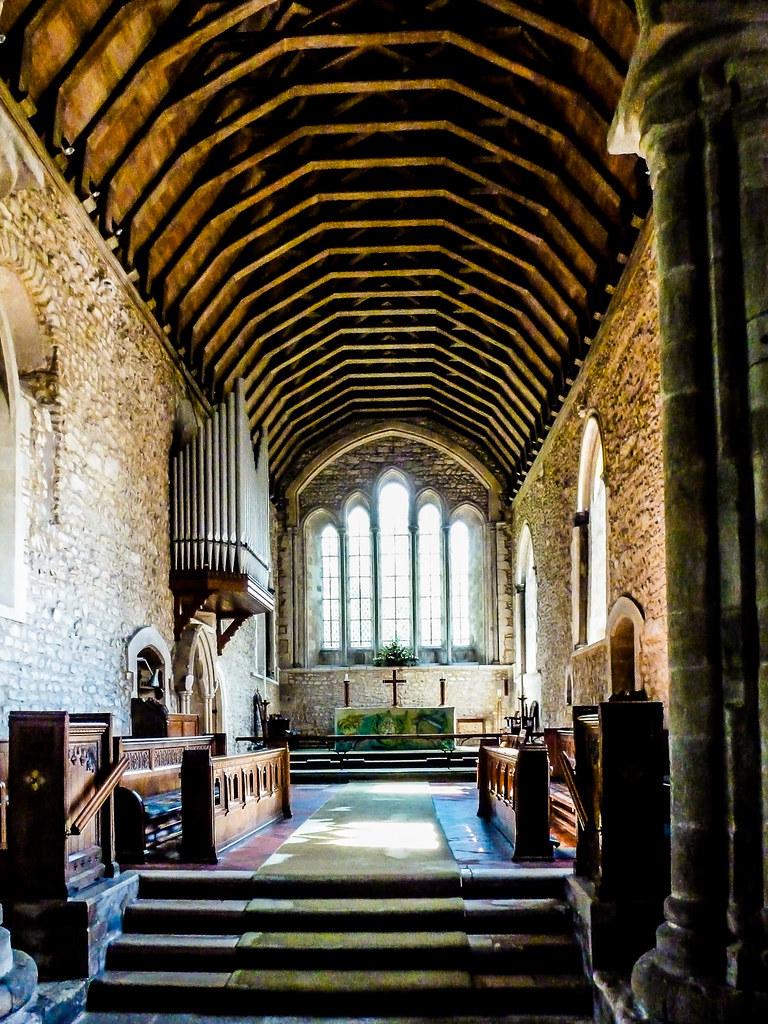 bosham chapel