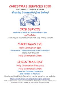 Bosham Christmas